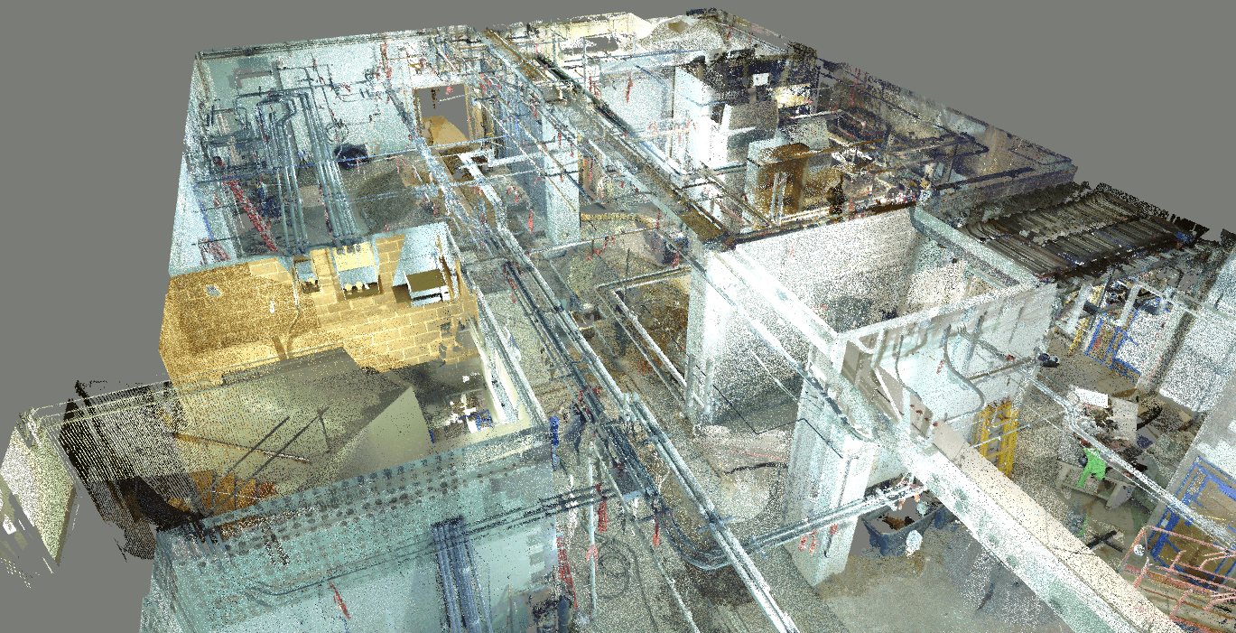 Construction Point Cloud