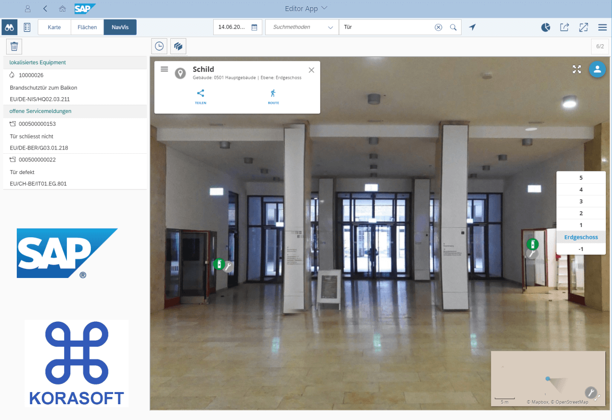 korasoft_sap_indoorviewer_integration
