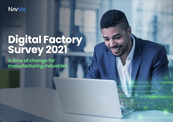 Digital Factory Survey 2021 Cover