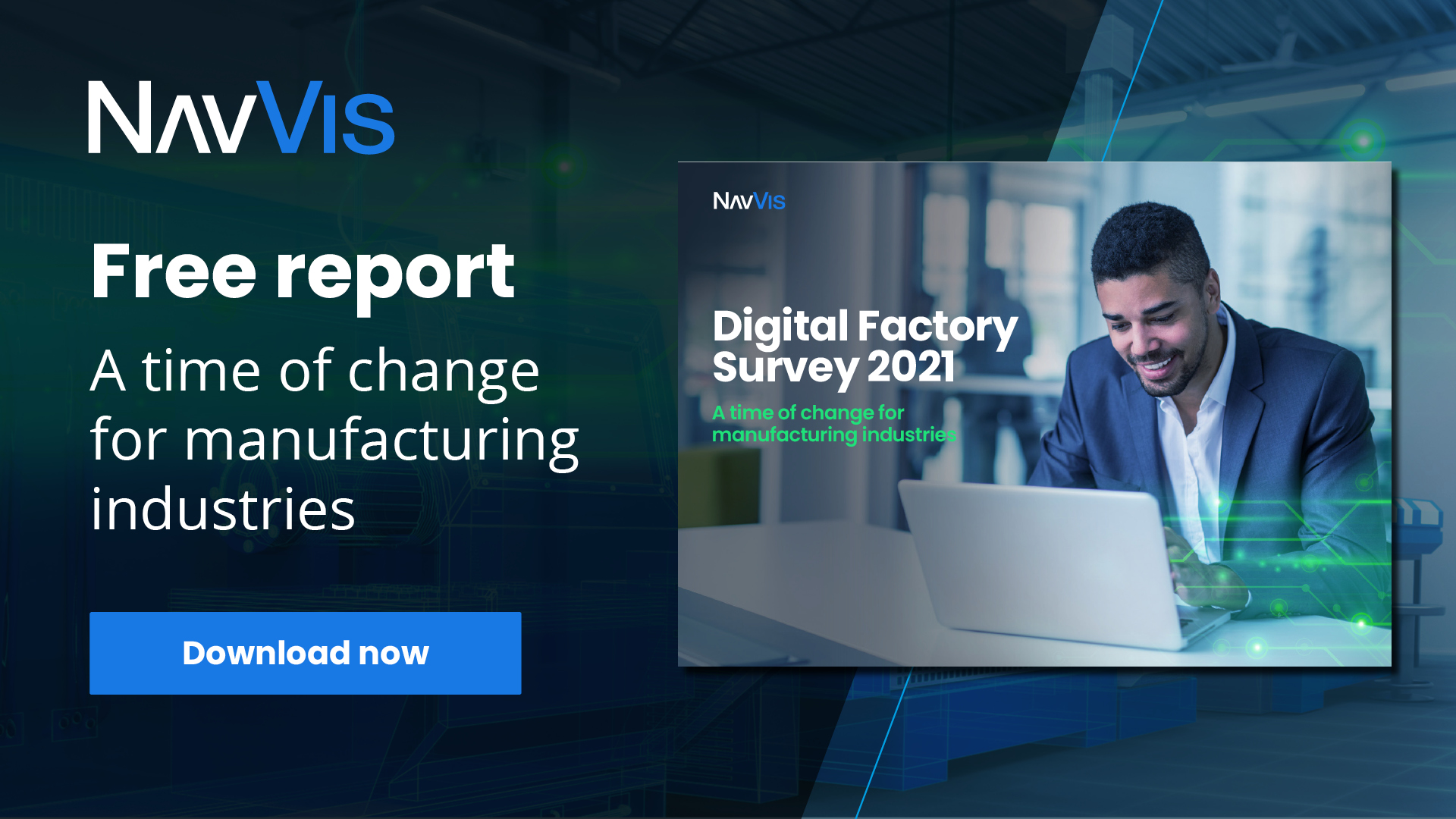 NavVis Digital Factory Report 2021
