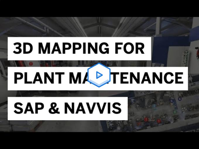 SAP NavVis video