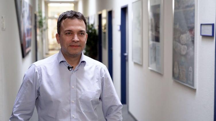 Martin Oberzaucher, Managing Director at Vermessung Schubert