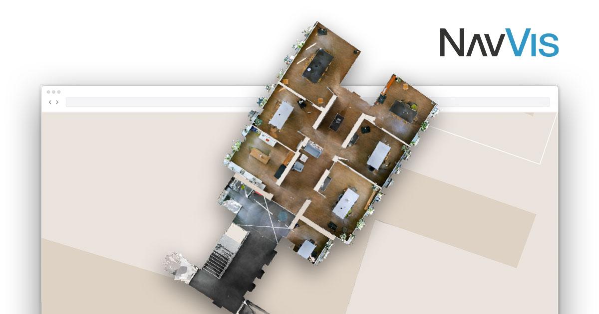 How to create interactive digital floor plans with NavVis IndoorViewer
