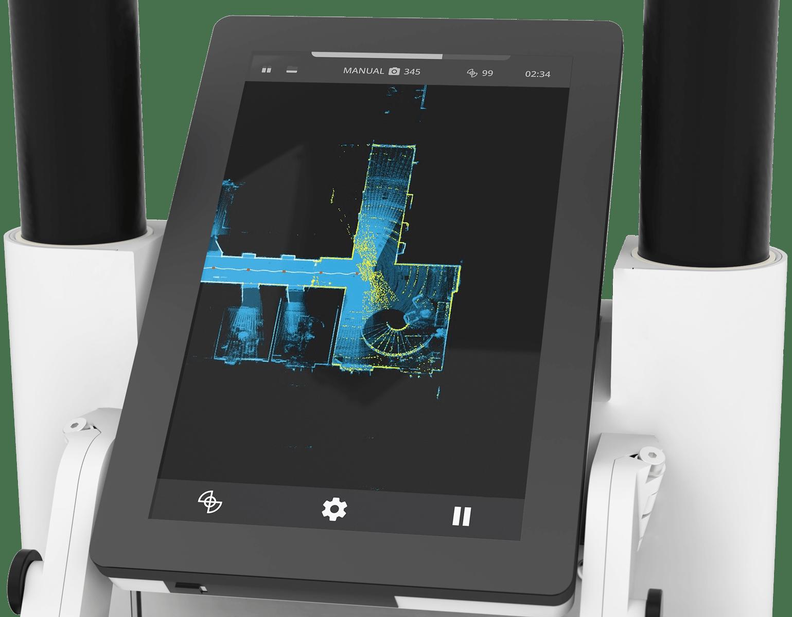 NavVis-M6-display