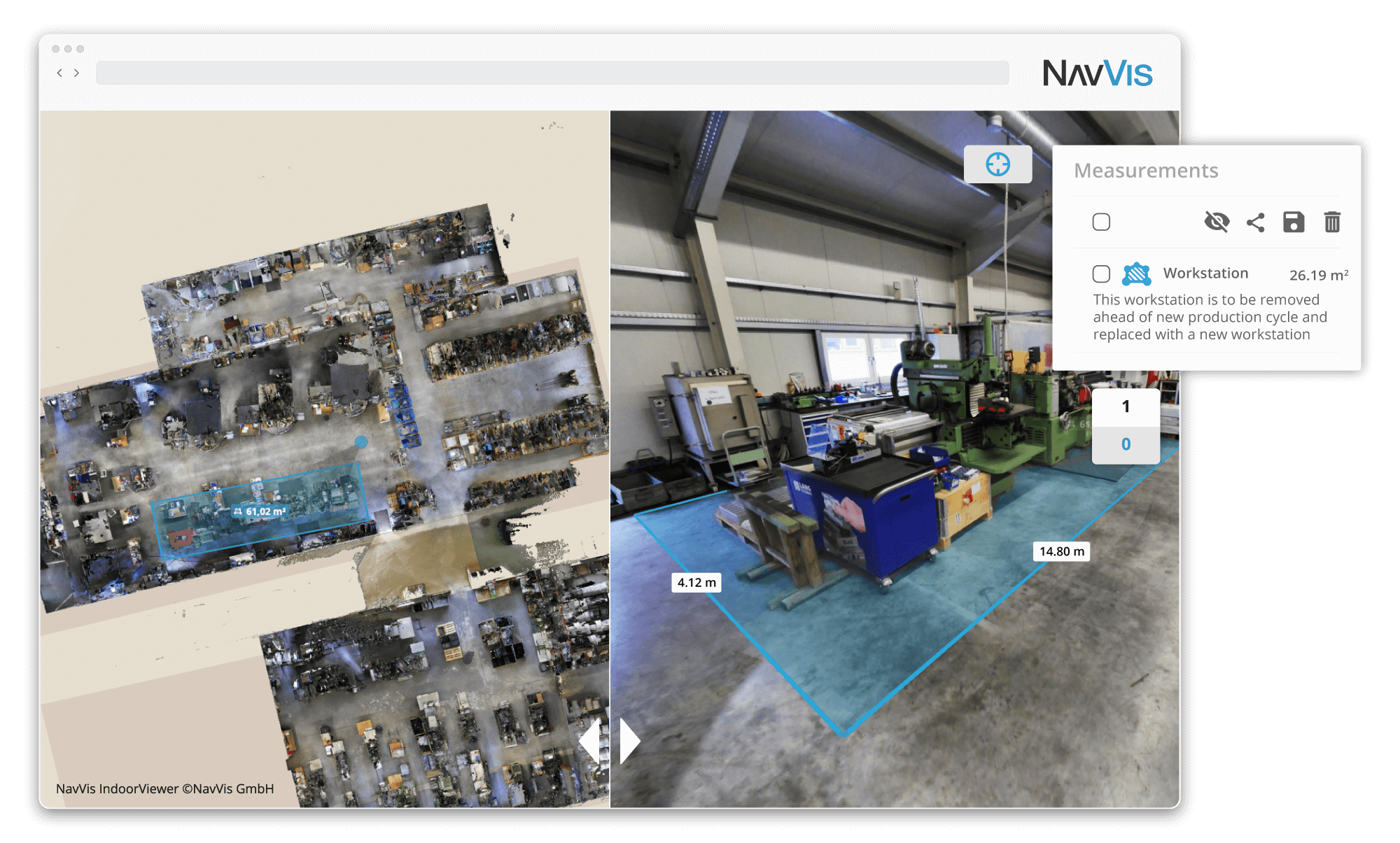 NavVis IndoorViewer 2.7
