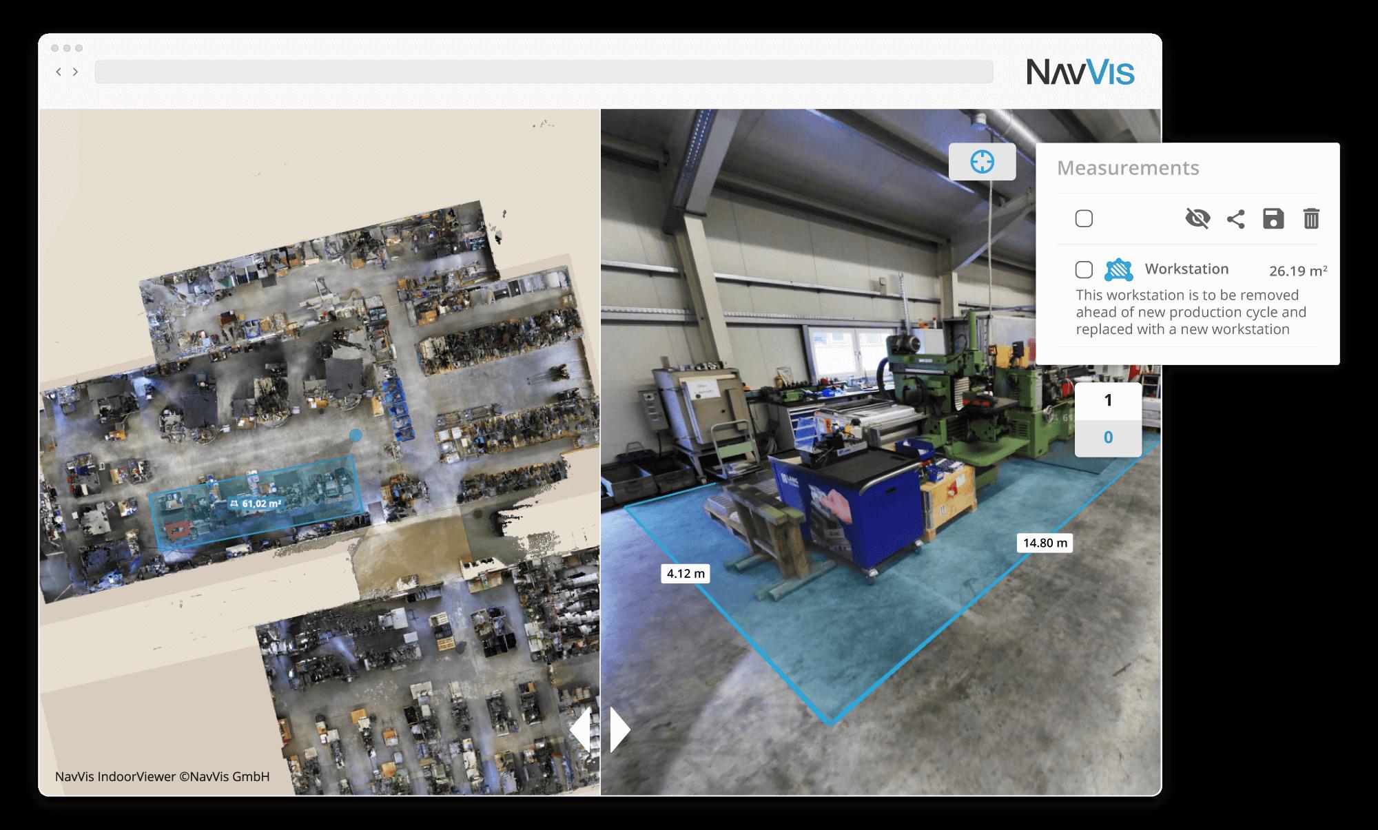 NavVis IndoorViewer 2.7