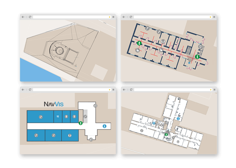 MAPS AND CUSTOM FLOORPLANS