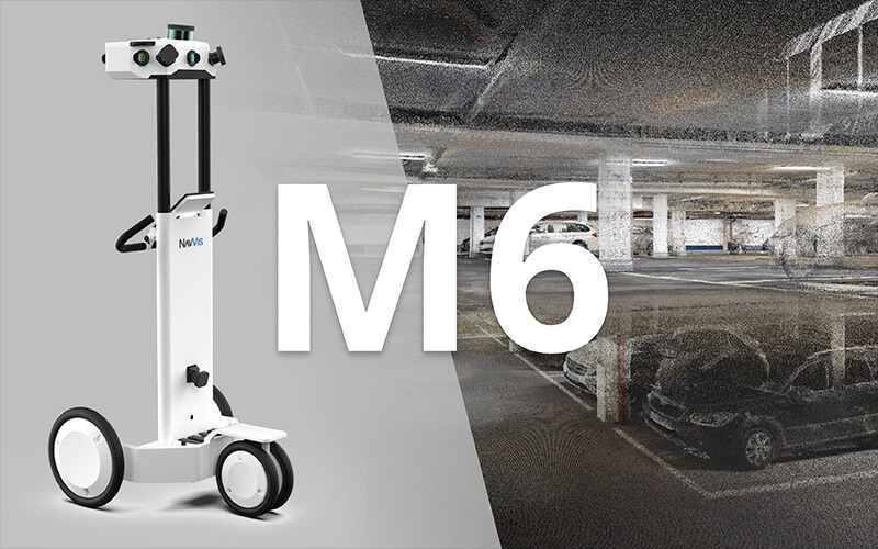 NavVis launches new indoor mobile mapping system