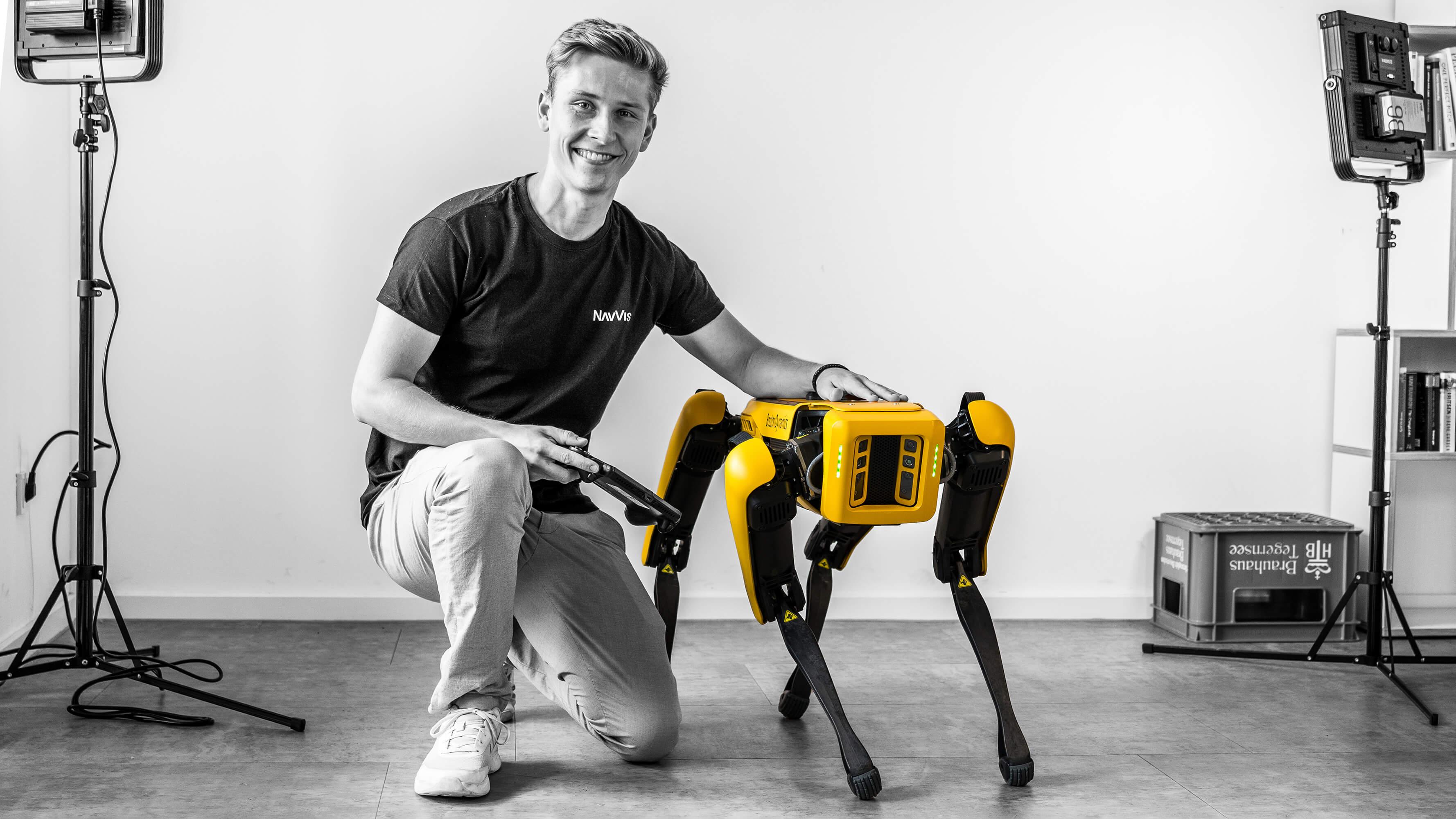 Why robots are a big step towards autonomous reality capture