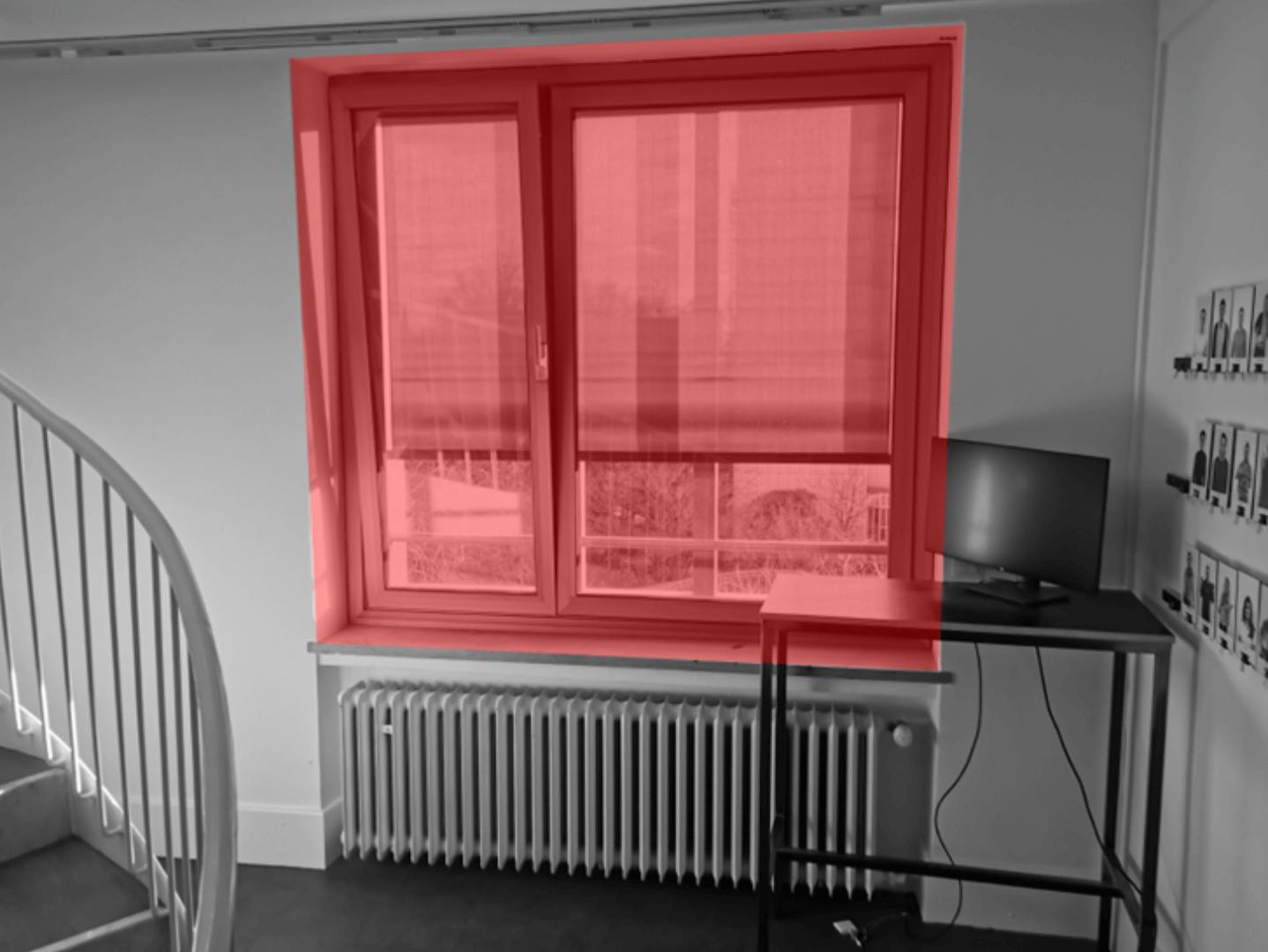 window area