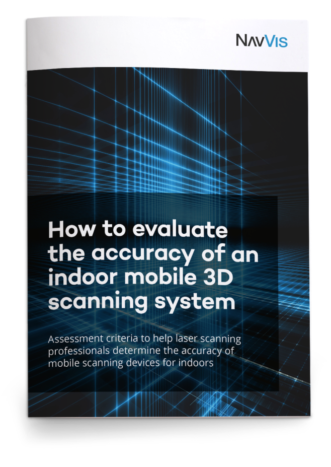 Indoor Mobile Mapping Accuracy White Paper