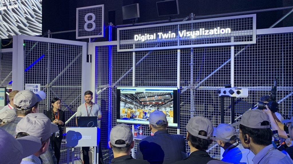 Connecting the Dots with the Digital Factory Twin | NavVis